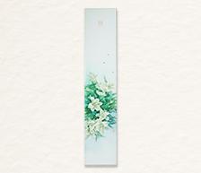 《无题之二》综合装饰瓷板画