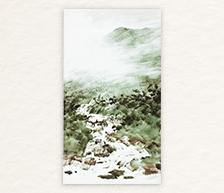 《盛夏的季节》新彩装饰瓷板